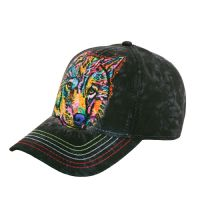 Happy Wolf Baseball Cap - The Mountain®